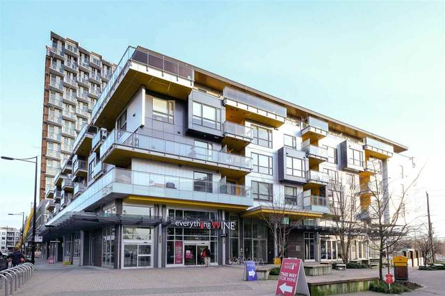 8580 River District Crossing #515, Vancouver, BC V5S 0B9 (#R2546494) :: Macdonald Realty