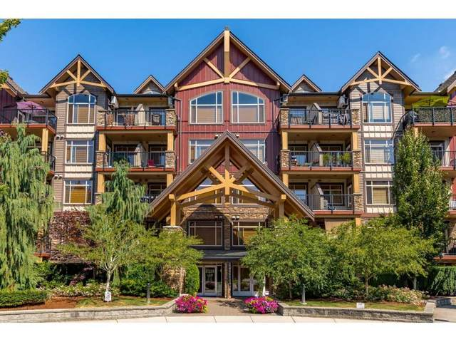 8328 207A Street #304, Langley, BC V2Y 0K5 (#R2546514) :: 604 Home Group