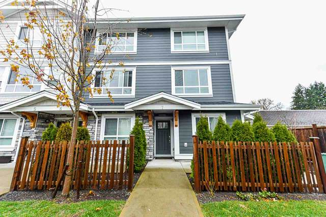 19753 55A Avenue #7, Langley, BC V3A 3X2 (#R2546560) :: 604 Home Group