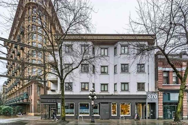 370 Carrall Street #406, Vancouver, BC V6B 2J3 (#R2546636) :: RE/MAX City Realty