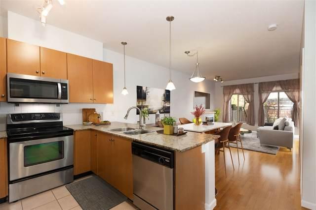 15385 101A Avenue #108, Surrey, BC V3R 0B4 (#R2546659) :: Macdonald Realty