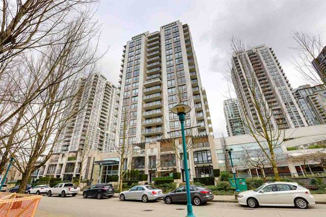 1185 The High Street #1705, Coquitlam, BC V3B 0A9 (#R2546661) :: RE/MAX City Realty