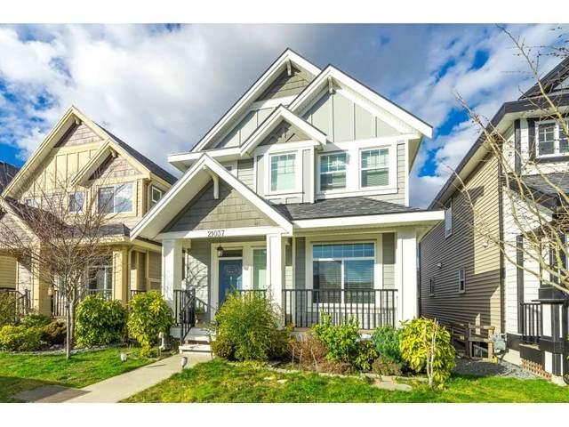 21037 77 Avenue, Langley, BC V2Y 0L1 (#R2546683) :: 604 Home Group