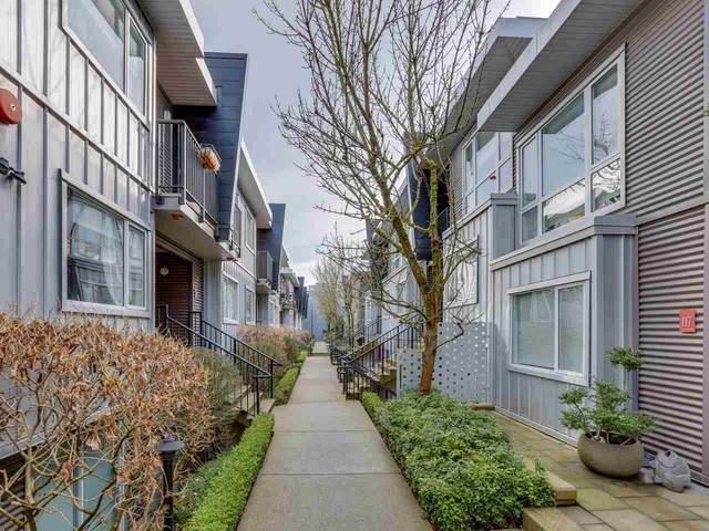 672 W 6TH Avenue #213, Vancouver, BC V5Z 1A3 (#R2546703) :: RE/MAX City Realty