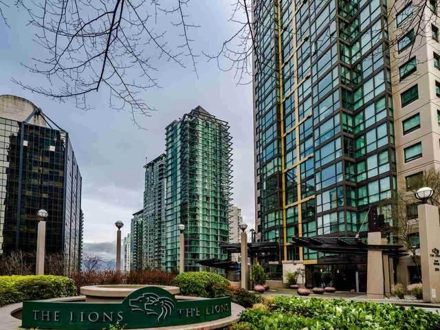1331 Alberni Street #2507, Vancouver, BC V6E 4S1 (#R2546735) :: Macdonald Realty