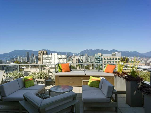 2851 Heather Street Ph1003, Vancouver, BC V5Z 0A2 (#R2546740) :: RE/MAX City Realty