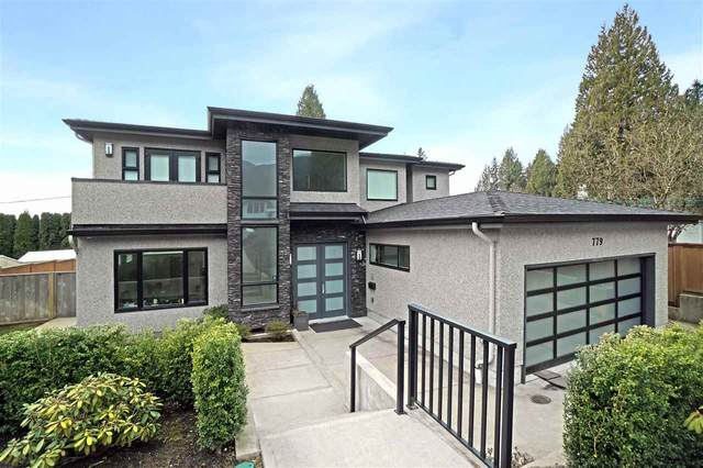 779 Donegal Place, North Vancouver, BC V7N 2X8 (#R2546750) :: Macdonald Realty