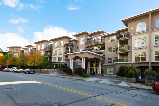 1185 Pacific Street #127, Coquitlam, BC V3B 7Z2 (#R2546751) :: RE/MAX City Realty