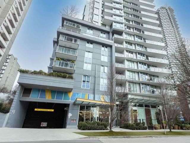 1009 Harwood Street #1006, Vancouver, BC V6E 0C2 (#R2546886) :: Macdonald Realty