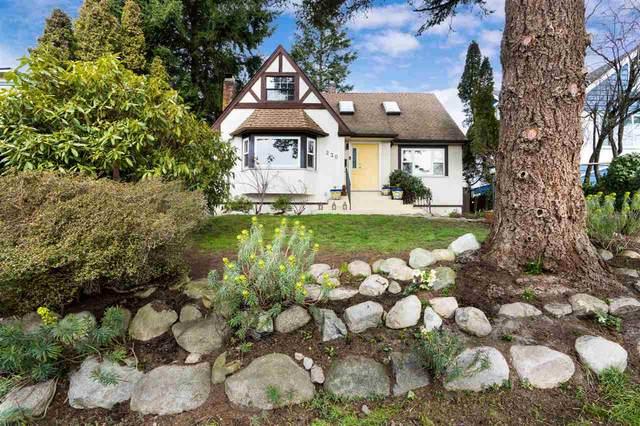 230 W 25TH Street, North Vancouver, BC V7N 2E9 (#R2546982) :: Macdonald Realty