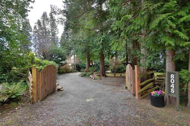 8045 Redrooffs Road, Halfmoon Bay, BC V0N 1Y1 (#R2547010) :: Homes Fraser Valley