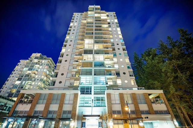15152 Russell Avenue #1201, White Rock, BC V4B 0A3 (#R2547947) :: Macdonald Realty