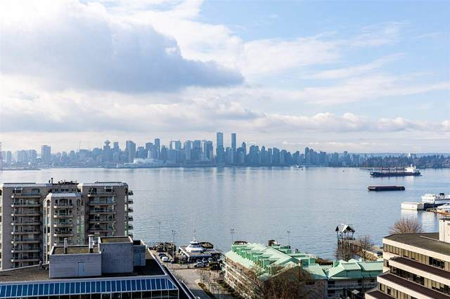175 W 1ST Street #1411, North Vancouver, BC V7M 3N9 (#R2550097) :: Ben D'Ovidio Personal Real Estate Corporation | Sutton Centre Realty