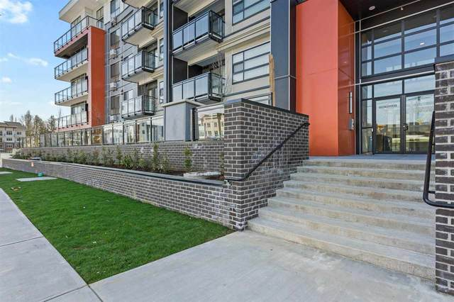 5485 Brydon Crescent #215, Langley, BC V3A 4A3 (#R2551174) :: 604 Realty Group