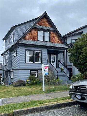 3565 Triumph Street, Vancouver, BC V5K 1V2 (#R2551405) :: Ben D'Ovidio Personal Real Estate Corporation | Sutton Centre Realty