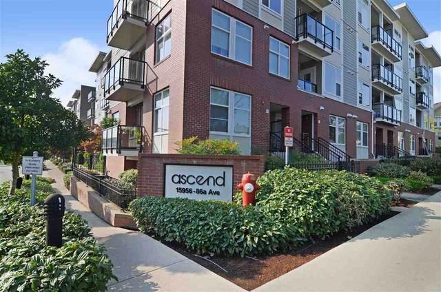 15956 86A Avenue #304, Surrey, BC V4N 6N8 (#R2551516) :: Macdonald Realty