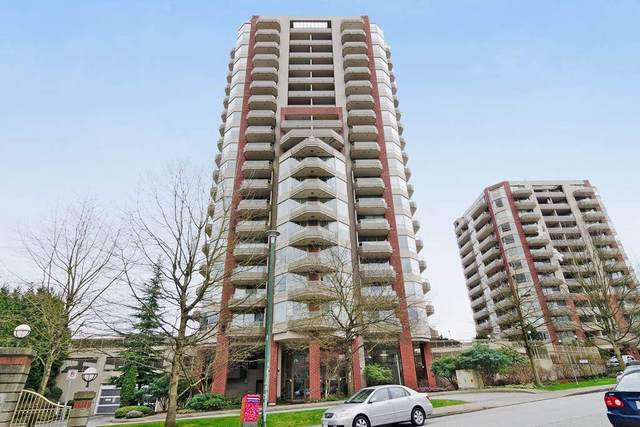 738 Farrow Street #902, Coquitlam, BC V3J 7V4 (#R2552092) :: Ben D'Ovidio Personal Real Estate Corporation | Sutton Centre Realty