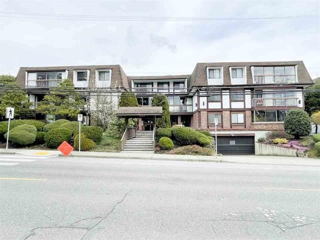 1444 Martin Street #101, White Rock, BC V4B 3W7 (#R2553487) :: Macdonald Realty