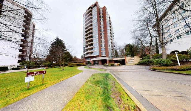 160 W Keith Road #901, North Vancouver, BC V7M 3M2 (#R2553540) :: Ben D'Ovidio Personal Real Estate Corporation | Sutton Centre Realty