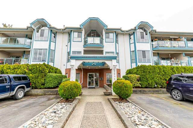5646 200 Street #303, Langley, BC V3A 1M8 (#R2553871) :: 604 Realty Group