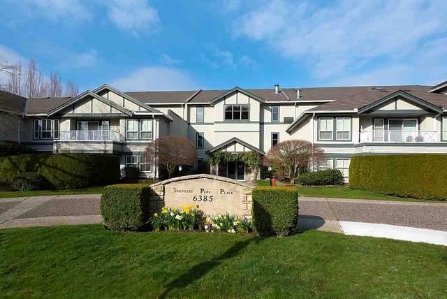 6385 121 Street #306, Surrey, BC V3X 3K6 (#R2554000) :: Macdonald Realty