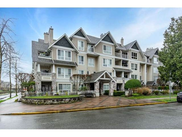 19091 Mcmyn Road #417, Pitt Meadows, BC V3Y 2S8 (#R2554503) :: Ben D'Ovidio Personal Real Estate Corporation   Sutton Centre Realty
