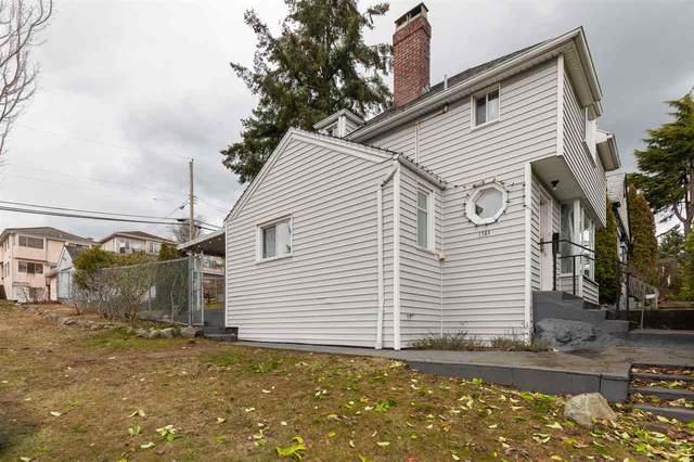 1389 E 39TH Avenue, Vancouver, BC V5W 4C3 (#R2554919) :: Ben D'Ovidio Personal Real Estate Corporation | Sutton Centre Realty