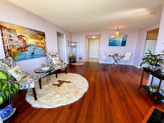 7080 St. Albans Road #1707, Richmond, BC V6Y 4E6 (#R2555224) :: Ben D'Ovidio Personal Real Estate Corporation | Sutton Centre Realty