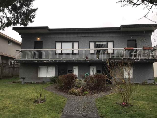365 Fell Avenue, Burnaby, BC V5B 3Y3 (#R2555240) :: Ben D'Ovidio Personal Real Estate Corporation | Sutton Centre Realty