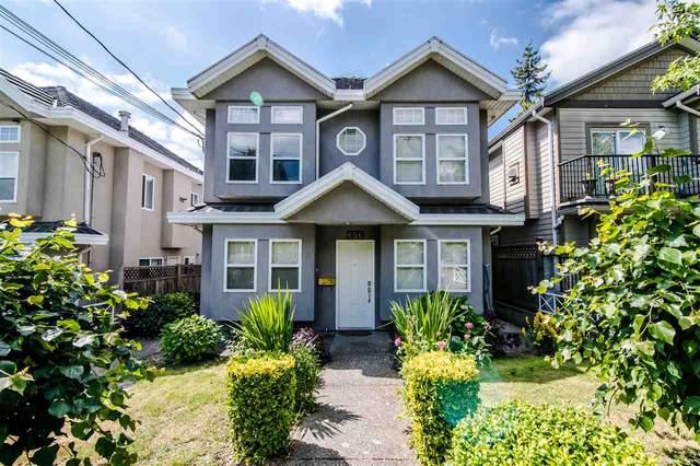 656 W 71ST Avenue, Vancouver, BC V6P 3A1 (#R2555606) :: Initia Real Estate