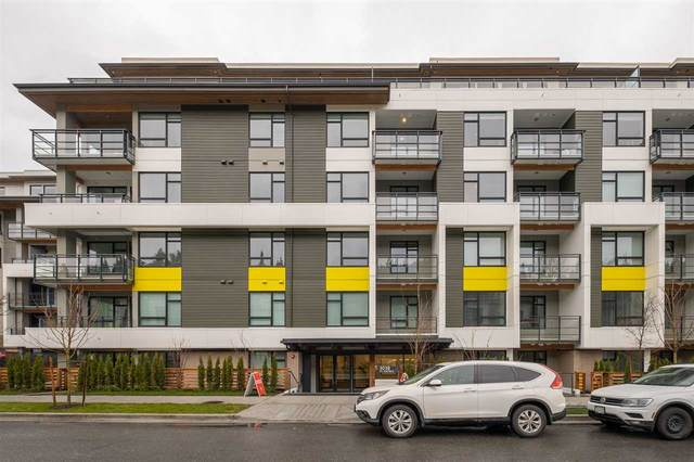 3038 St. George Street #315, Port Moody, BC V3H 0L3 (#R2555633) :: Ben D'Ovidio Personal Real Estate Corporation | Sutton Centre Realty