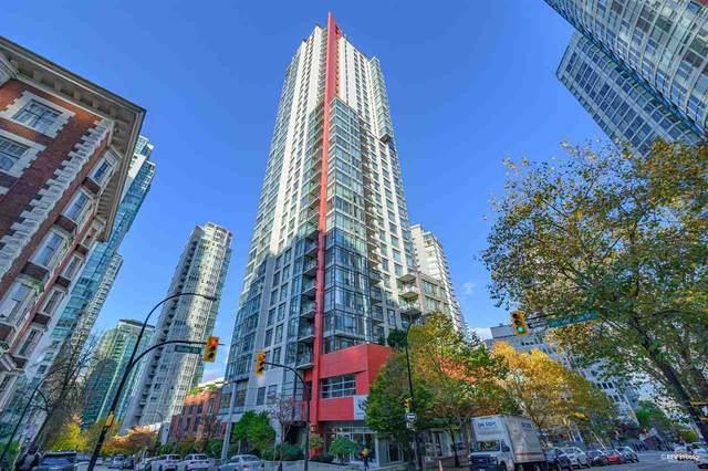 1211 Melville Street #2201, Vancouver, BC V6E 0A7 (#R2555885) :: Initia Real Estate