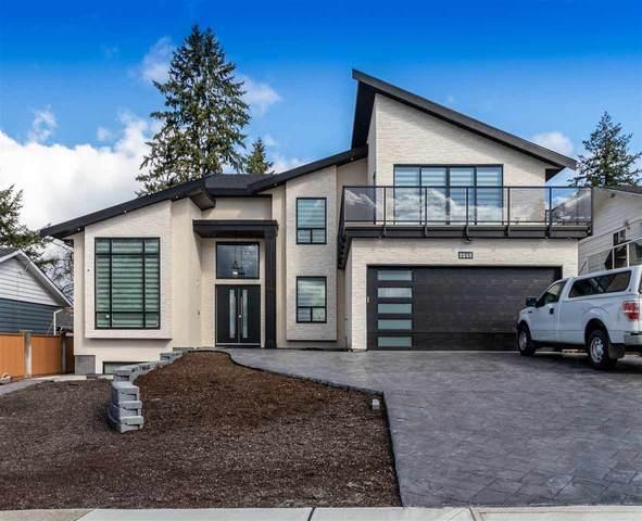 2243 Kugler Avenue, Coquitlam, BC V3K 2S8 (#R2556138) :: Ben D'Ovidio Personal Real Estate Corporation | Sutton Centre Realty