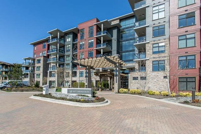 5011 Springs Boulevard #303, Tsawwassen, BC V4M 0B6 (#R2556985) :: Ben D'Ovidio Personal Real Estate Corporation | Sutton Centre Realty