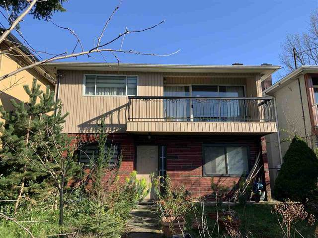 1875 E 12TH Avenue, Vancouver, BC V5N 2A4 (#R2557561) :: Ben D'Ovidio Personal Real Estate Corporation | Sutton Centre Realty