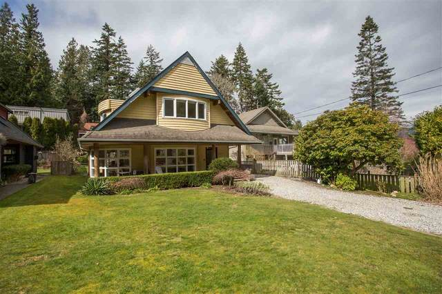 6847 Copper Cove Road, West Vancouver, BC V7W 2K4 (#R2558133) :: Macdonald Realty