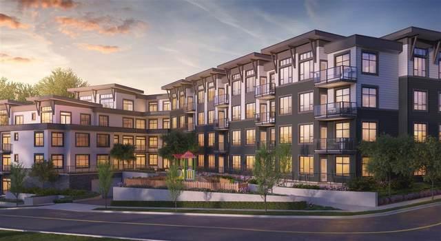 9983 E Barnston Drive #410, Surrey, BC V4N 6T3 (#R2558199) :: 604 Realty Group
