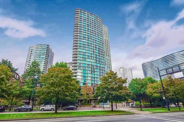 1009 Expo Boulevard #1806, Vancouver, BC V6Z 2V9 (#R2558733) :: RE/MAX City Realty