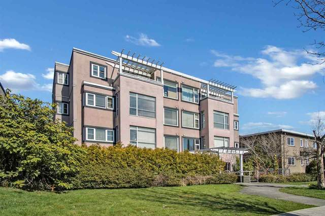 1353 W 70TH Avenue #202, Vancouver, BC V6P 2Y9 (#R2558741) :: 604 Realty Group