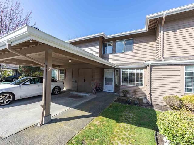 7740 Abercrombie Drive #7, Richmond, BC V6Y 3G6 (#R2558902) :: Ben D'Ovidio Personal Real Estate Corporation | Sutton Centre Realty