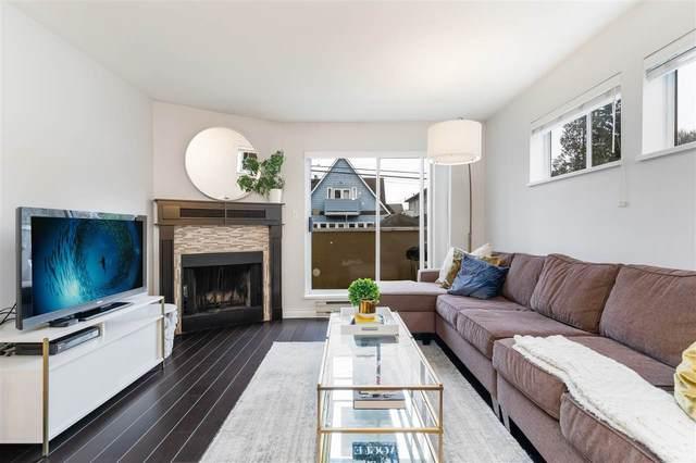 2572 W 4TH Avenue, Vancouver, BC V6K 1P6 (#R2559220) :: Initia Real Estate