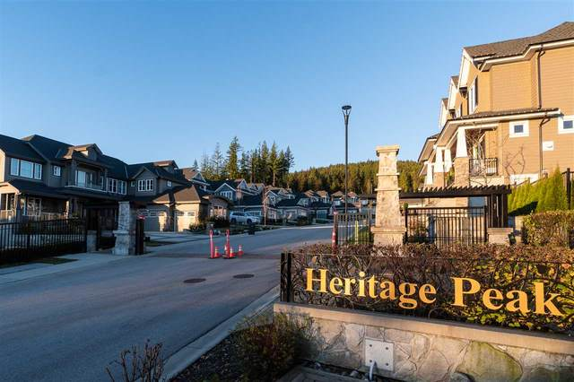 26 Heritage Peak Road, Port Moody, BC V3H 0H5 (#R2559338) :: Initia Real Estate