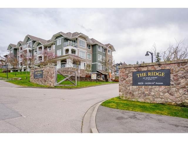 16398 64 Avenue #210, Surrey, BC V3S 6X6 (#R2560032) :: Macdonald Realty