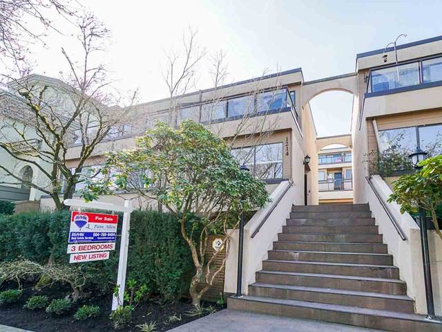 1214 W 7TH Avenue #1, Vancouver, BC V6H 1B6 (#R2560085) :: 604 Realty Group