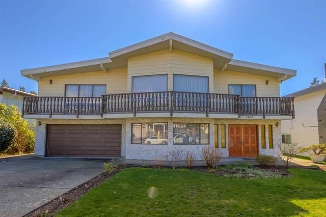 3416 E 52ND Avenue, Vancouver, BC V5S 1V5 (#R2560118) :: Ben D'Ovidio Personal Real Estate Corporation | Sutton Centre Realty