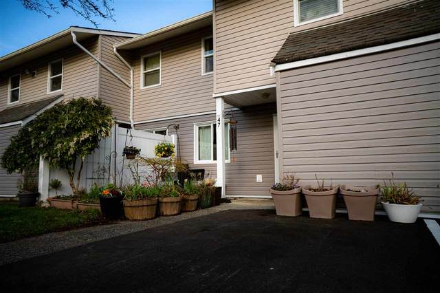 5307 204 Street #47, Langley, BC V3A 6S7 (#R2560188) :: 604 Realty Group