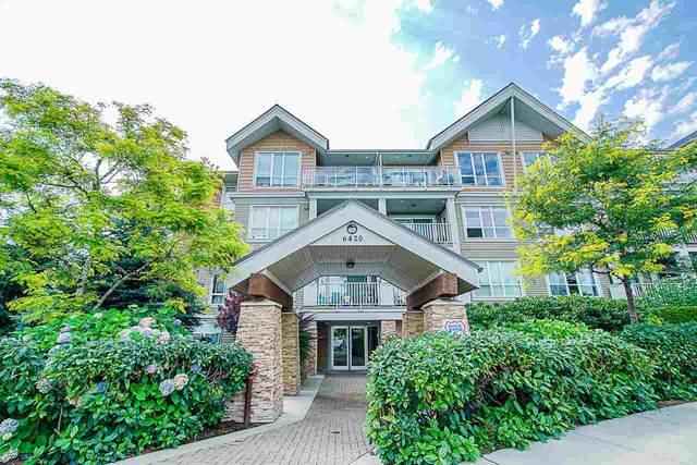 6420 194 Street #311, Surrey, BC V4N 6J7 (#R2560363) :: Macdonald Realty