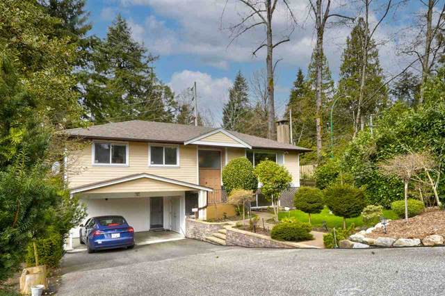989 Strathaven Drive, North Vancouver, BC V7H 2K1 (#R2560495) :: Macdonald Realty