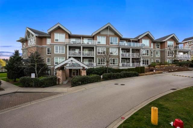 6420 194 Street #208, Surrey, BC V4N 6J7 (#R2560578) :: Macdonald Realty