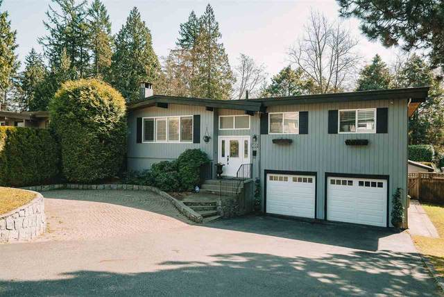3155 Huntleigh Crescent, North Vancouver, BC V7H 1C9 (#R2560711) :: Macdonald Realty